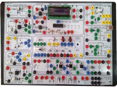 Advance Power Electronics Trainer