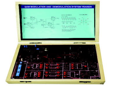 QAM Modulation And Demodulation Kit