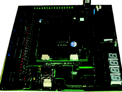 Universal FPGA CPLD Development Board