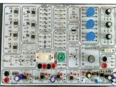 Basic Power Electronics Trainer