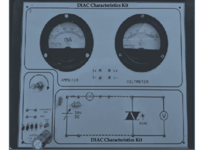 DIAC Characterstics Kit