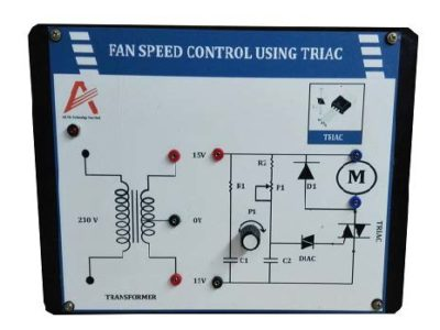 Fan Speed Control Using Traic