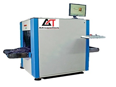 Dual Energy Xray Inspection System