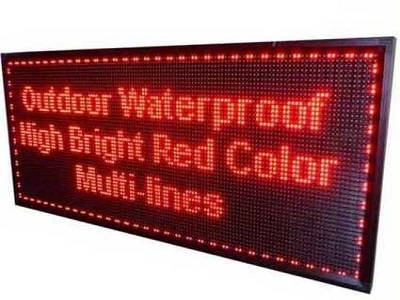 Advance Indoor & Outdoor LED display boards